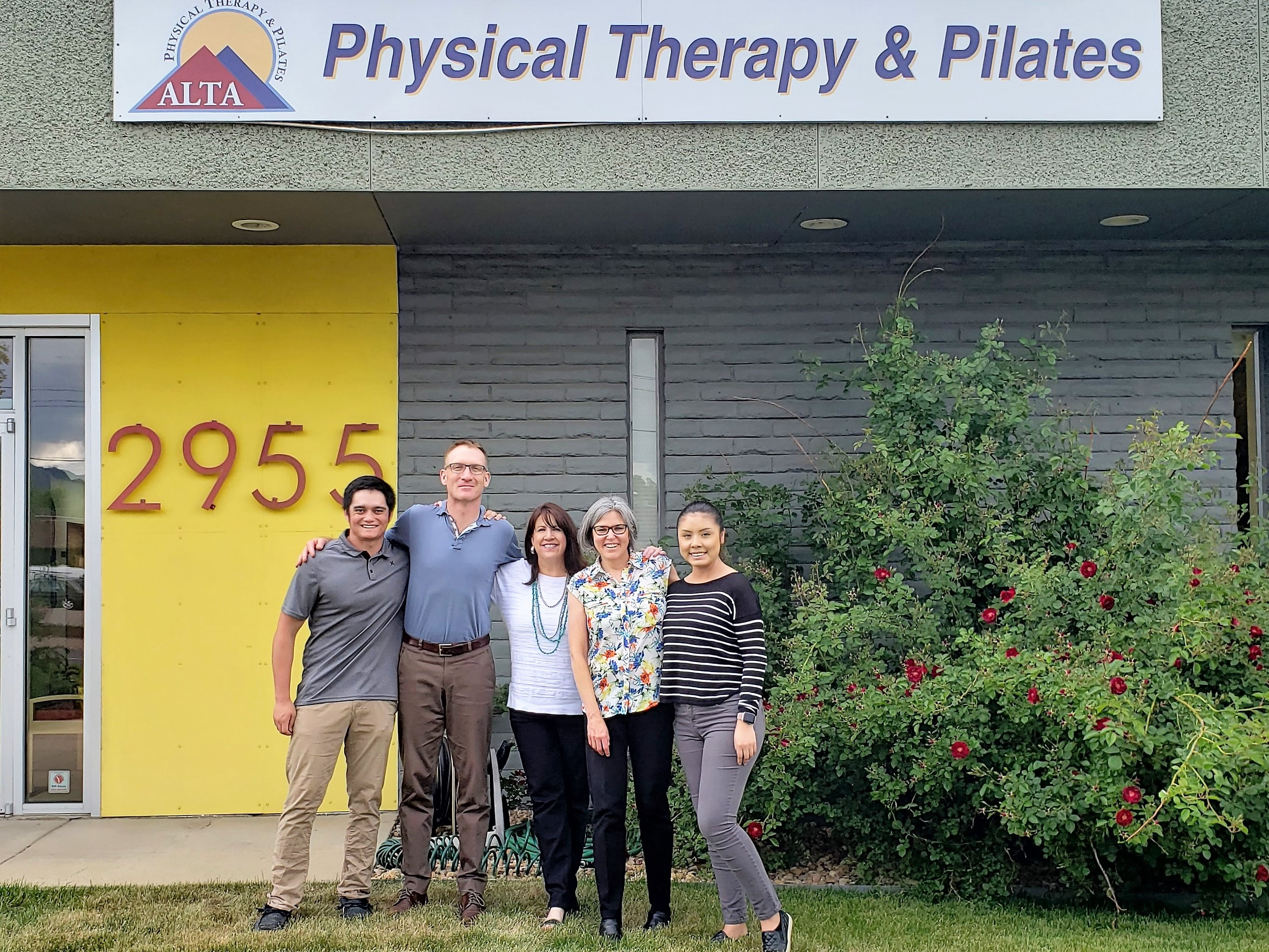 Alta Physical Therapy Practice Improvement
