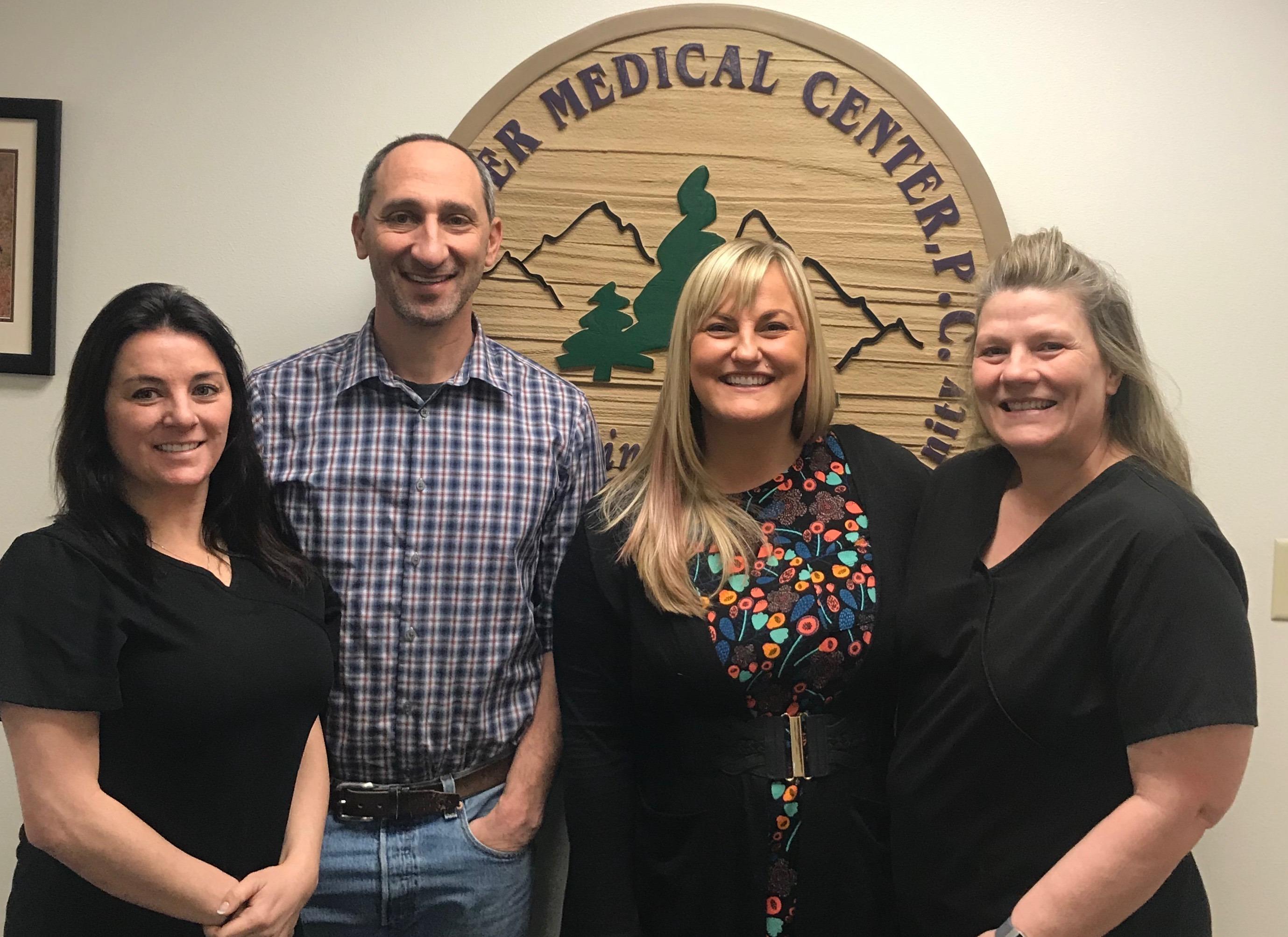 Conifer Medical Center staff