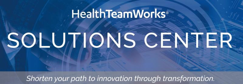 HealthTeamWorks Solutions Center